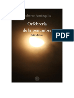 Orfebrería de La Penumbra_Suites Líricas