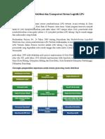 Perencanaan Distribusi Dan Transportasi Sistem Logistik LPG