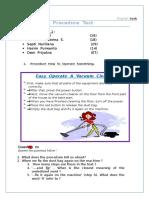 Abig Procedure Text