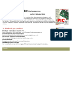 PIC Microcontrollers Nebojsa Matic
