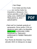 Hoteles San Diego
