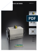 ECF-SSF Actuator Catalogue Dtd 08 11