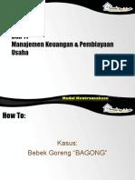 Kasus Bebek Goreng Bagong