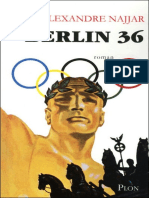 Berlin 36 - Najjar, Alexandre