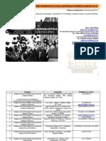 Censo de escuelas de Criminología, Criminalística, Victimología y afines en materia criminal en México