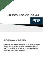 Análisis de Escalas de Evaluación Del Desarrollo