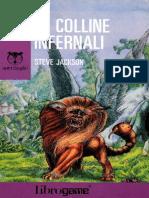 LibroGame Sortilegio 01 Le Colline Infernali