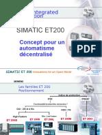 Cartre ET200M