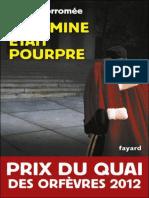 Pierre Borromee - L'Hermine Etait Pourpre