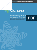 Brochure Octopus ITSM