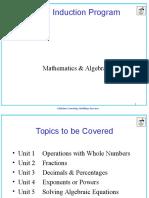 Finanical Math