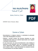 la donna musulmana
