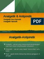 1. Analgetik & Antipiretik
