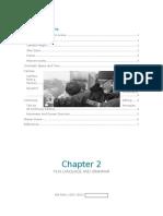 scd 1023 chapter 2 - film language and grammar