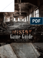 Misery Gameguide