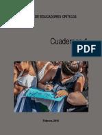 Foro Educadores Criticos Cuadernos 1