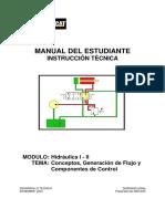 Hidraulica I II III