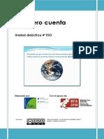 4-ESO Unidad Didactica-Tu Dinero Cuenta