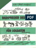 Bildsprecher Deutsch Für Soldaten - Sonderausbildung (1944)