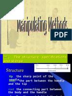 Manipulating Methods