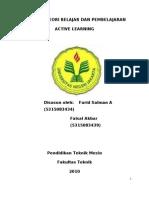 Makalah Active Learning