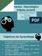 Clase 3 - Examen Neurológico Infanto Juvenil