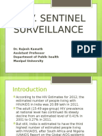 6. H.I.V. SENTINEL SURVEILLANCE - SAP.pptx