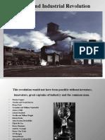 2nd Industrial Revolution Powerpoint