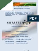 ANTARES(Fase Planificación)