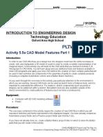 5.5.a. a CADModelFeatures-WEK2