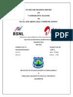 Bsnl & Airtel