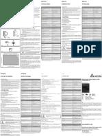 Napajanje DRC 24V60W1A Manual