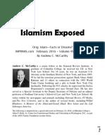 islamism exposed    imprimis
