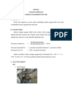 JOB VIII Analisa Saringan Agregat Kasar (Batu Pecah) (1)