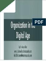 Organization in the Digital Age by Lindsay Adler