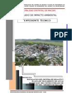 Plan de Contingencia de Impacto Ambiental Huamanruro