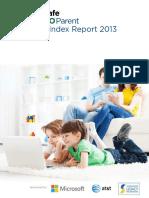 BEaPRO Parent Index Report