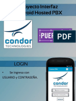 Proyecto Android-Condor Technologies