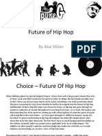 Future of Hip Hop (PDF)