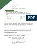 4.2 Narma Vektor Dan Aritmatika Vektor