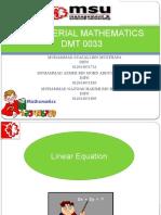 Assignment Math Power Point (1)
