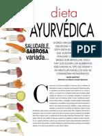 art dieta ayurveda - Nueva Estética