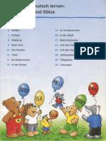 Holweck a Spielerisch Deutsch Lernen Erste Worter Und Satze