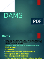Types of Dams ppt