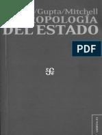 Antropología del Estado