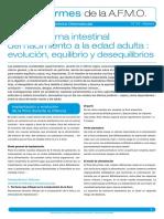 El Ecosistema Intestinal