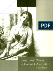 Governors Wives in Colonial Australia