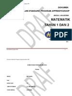 Dokumen Kurikuklum Standard APPERENTICESHIP MATH 2014 (1)