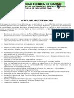 perfil de ingeniero civil
