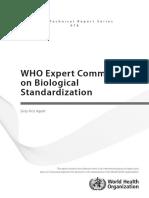 TRS 978 61st Report Annex 6 PQ Vaccine Procedure